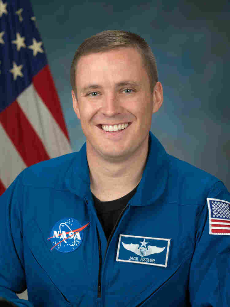 """Jack """"Two Fish"""" Fischer is one of the first astronauts to be recruited knowing he'd never fly a U.S. space shuttle."""
