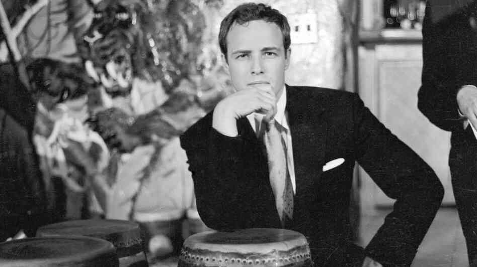 Actor Marlon Brando was an Afro-Cuban drumming enthusiast, as well as an inventor whose lost prototypes became the stuff of urban legend.