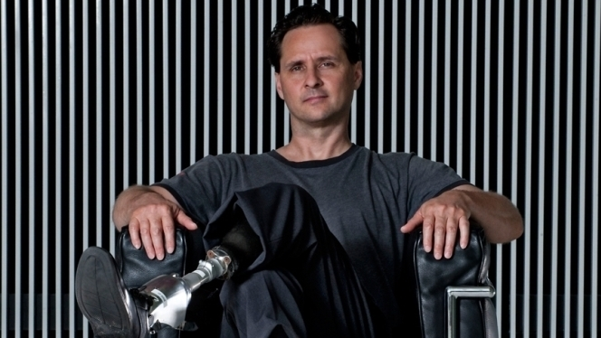 Miller Spectrum 375 >> Hugh Herr - 'The Double-Amputee Who Designs Better Limbs ...