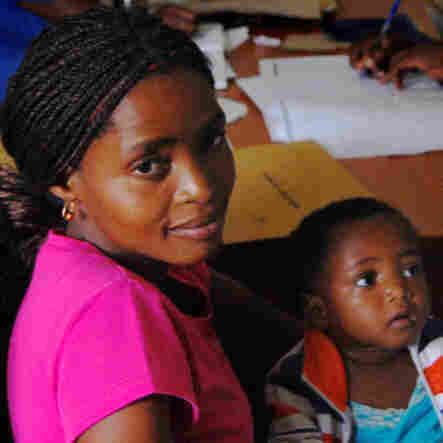 In Mozambique, A Fight To Keep Babies HIV-Free