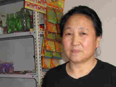 """""""The Communist Party is rotten to its roots,"""" says Wang Jiang's wife, Wang  Jinshu."""