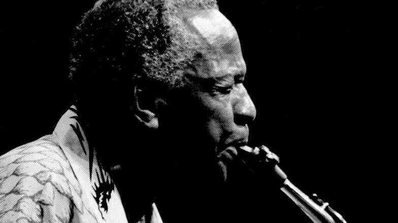 Frank Morgan On Piano Jazz