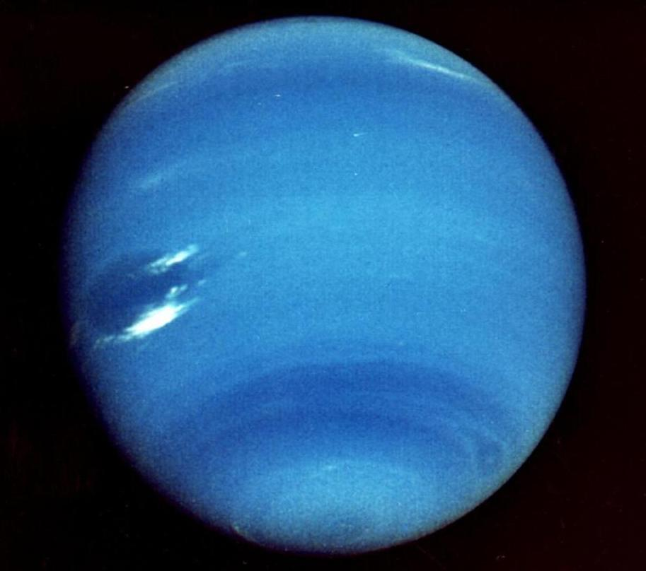 Neptune's Day Is Shorter Than Was Thought : The Two-Way : NPR