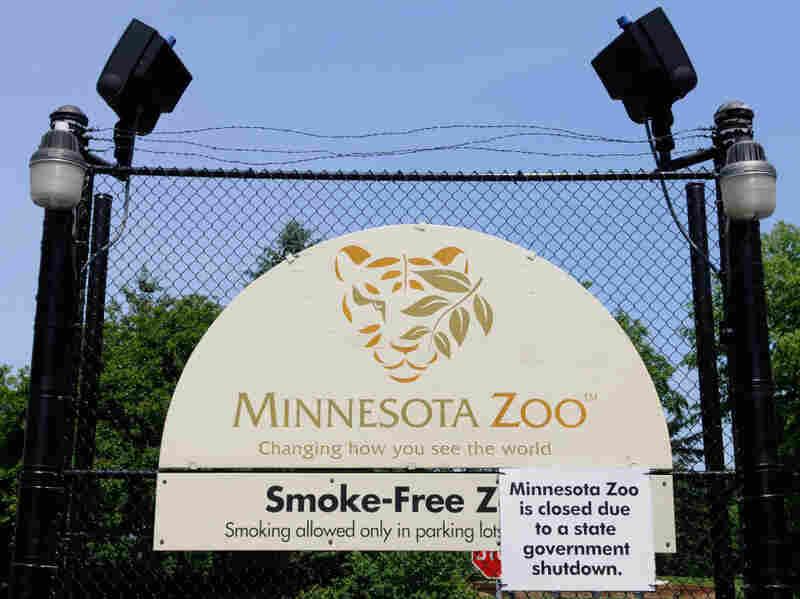 The Minnesota Zoo? Closed.