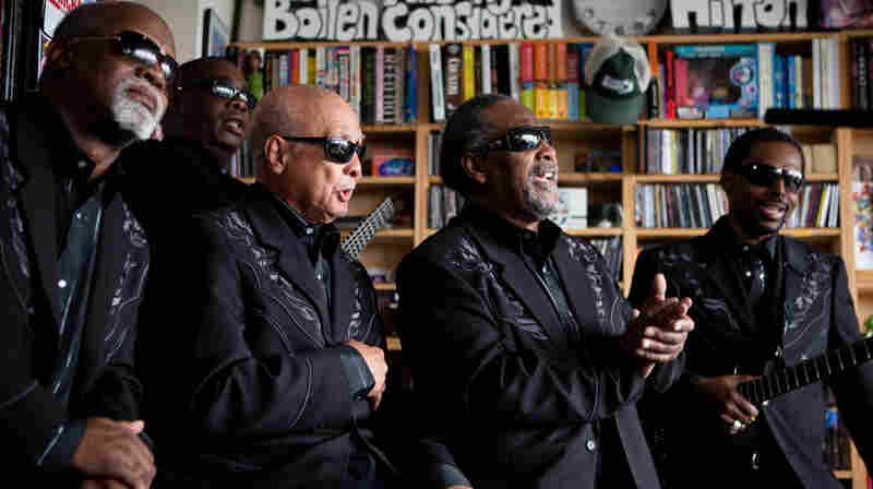 The Blind Boys Of Alabama: Tiny Desk Concert