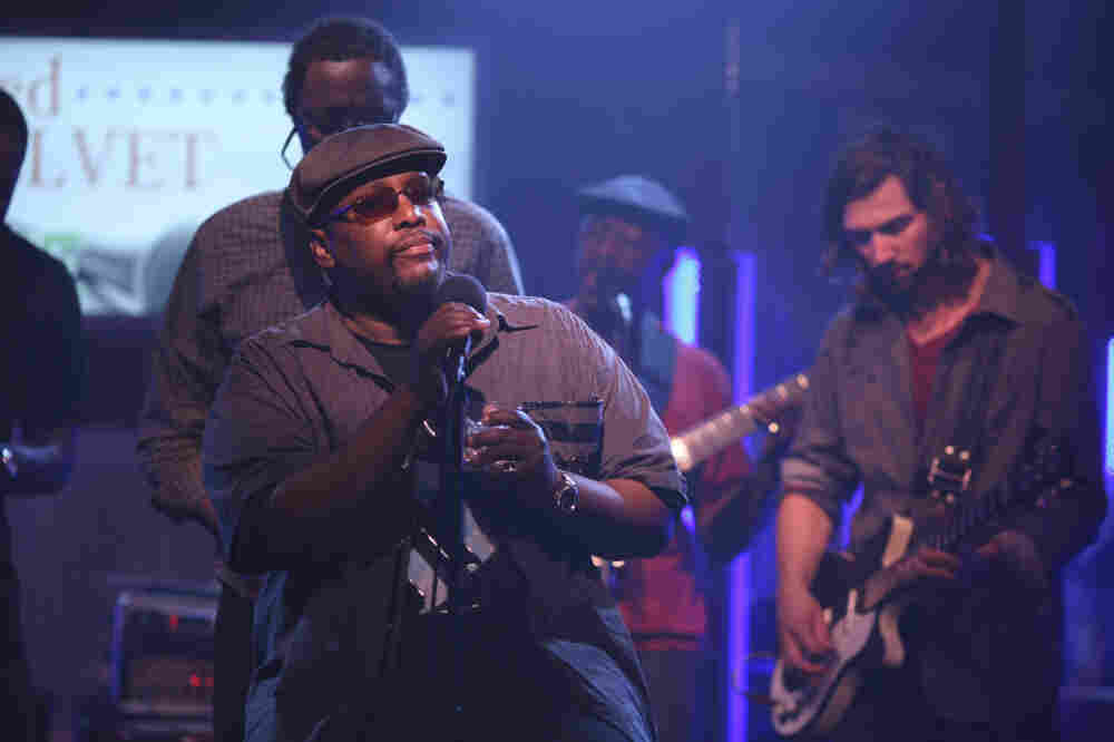 Wendell Pierce's Antoine Batiste became the lead singer of his own funk and soul band this season of Treme.