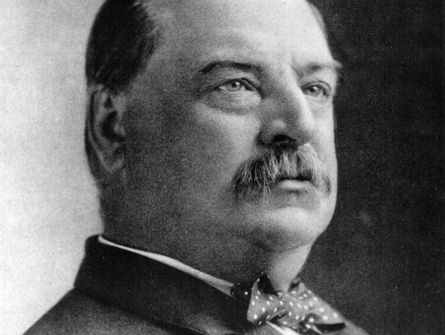 <strong>It's In The Mustache:</strong> According to Algeo, President Grover Cleveland believed that if anything happened to his trademark mustache during his surgery at sea, the public would know something was wrong.