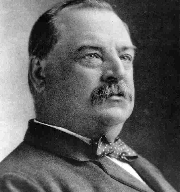 It's In The Mustache: According to Algeo, President Grover Cleveland believed that if anything happened to his trademark mustache during his surgery at sea, the public would know something was wrong.