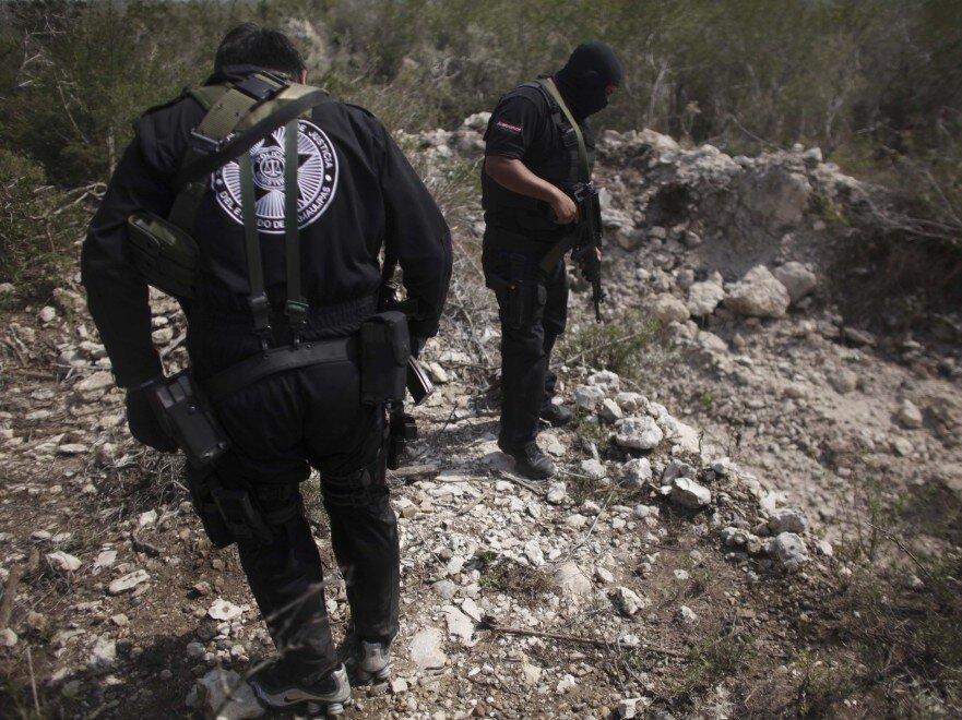 Drug Cartels Prey On Migrants Crossing Mexico