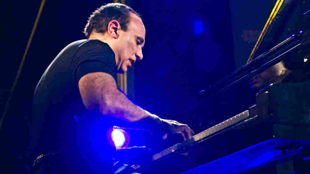 A native of the Dominican Republic, Michel Camilo is one of the most energetic pianists in jazz.