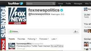 FoxNewsPolitics' Twitter page.