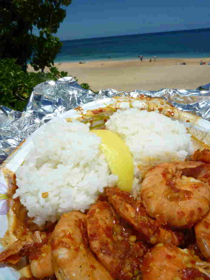 Chowing down in Hawaii