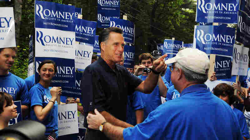 In New Hampshire, Every Handshake Counts