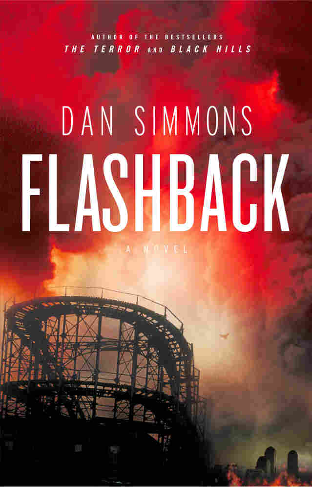 Cover of Flashback, by Dan Simmons
