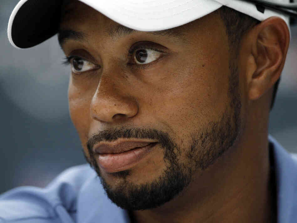 Tiger Woods on June 28, 2011.