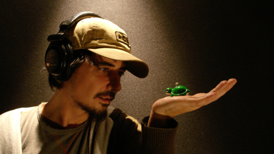 Amon Tobin: Nothing Of This World : NPR