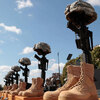 Nov. 10, 2009: At a solemn ceremony, Fort Hood remembered those who were killed.