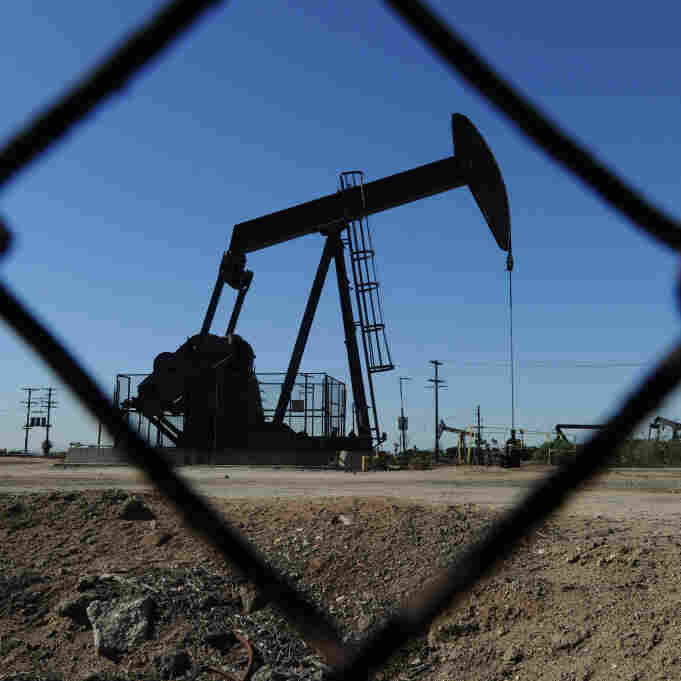 Oil companies would lose tax breaks.