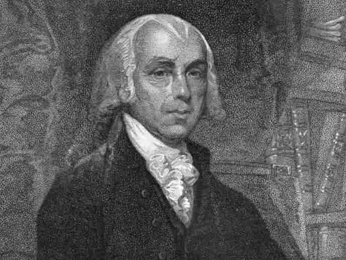 James Madison, the last of the founding fathers, died in 1836, 27 years before the issuance of the Emancipation Proclamation.