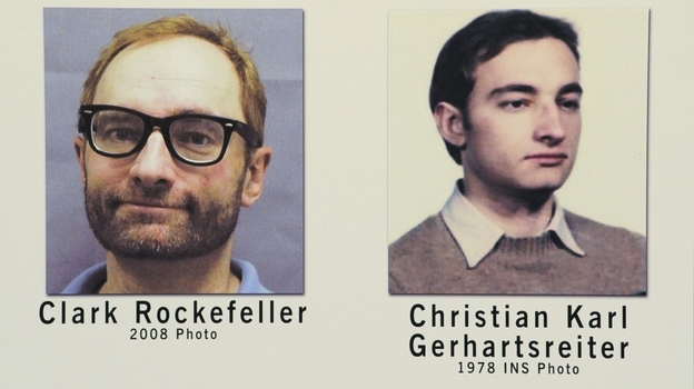 Christian Gerhartsreiter moved to America at 17 and spent the next 30 years of his life assuming false identities. His deception culminated in a 12-year marriage to a woman who believed he was a Rockefeller. (AP)