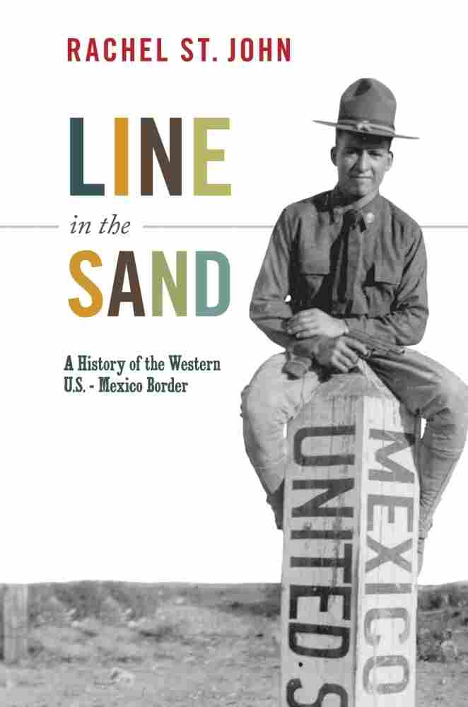 Line in the Sand book