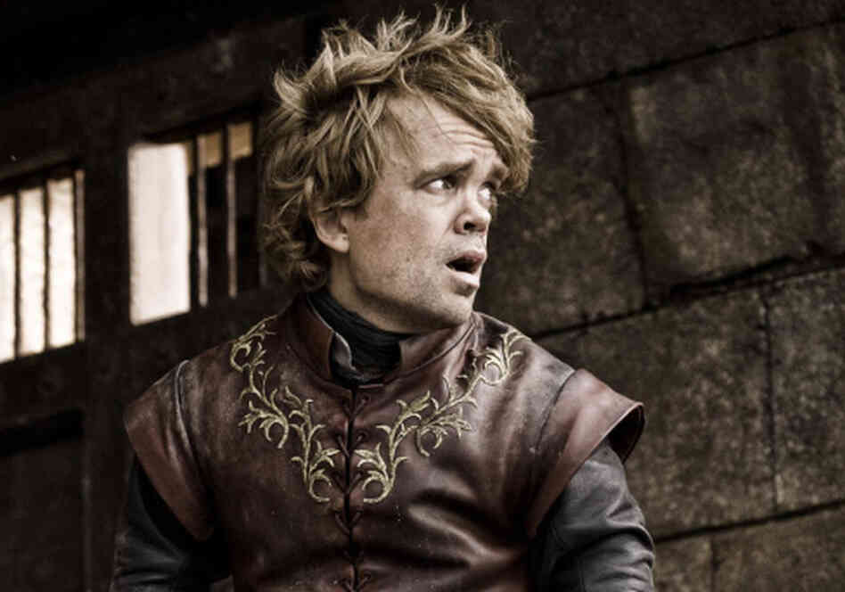 One of A Dance with Dragons' central characters is the dwarf Tyrion, who is also featured in the HBO series, Gam