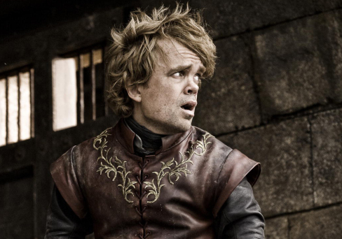 One of A Dance with Dragons' central characters is the dwarf Tyrion, who is also featured in the HBO series, Game of Thrones. Peter Dinklage plays the quick-witted Tyrion -- with obvious relish -- on  the series.