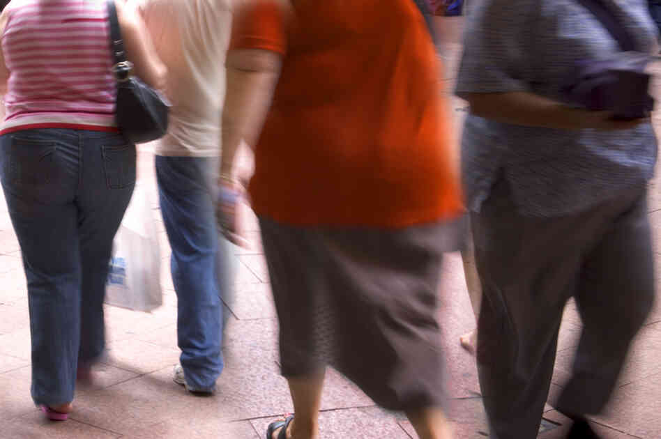 Obesity rates continue to climb in the U.S.