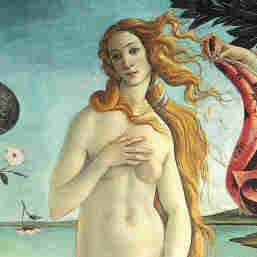 The Birth of Venus (Nascita di Venere) by Boticelli.