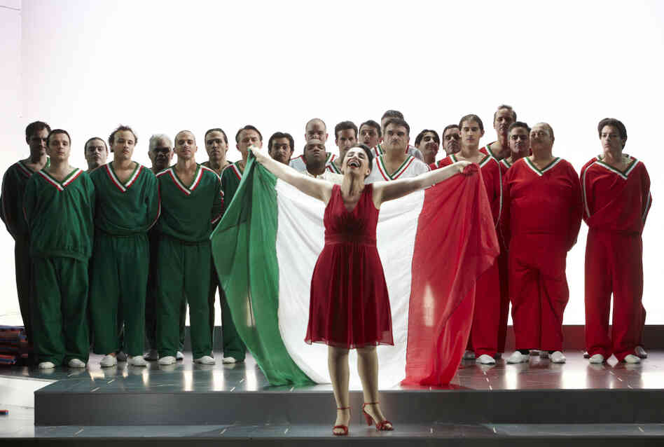 The triumph of Italy: Rossini's 'L'Italiana In Algeri' at the Opéra de Lausanne