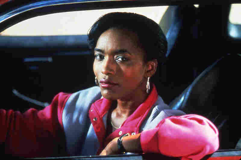 Angela Bassett had small roles in a number of films and TV shows before Boyz. In 1992, she played Betty Shabazz in Malcolm X, and in 1994, she was nominated for an Oscar (alongside Fishburne) for What's Love Got to Do With It. Credit: Sony Pictures Home Entertainment