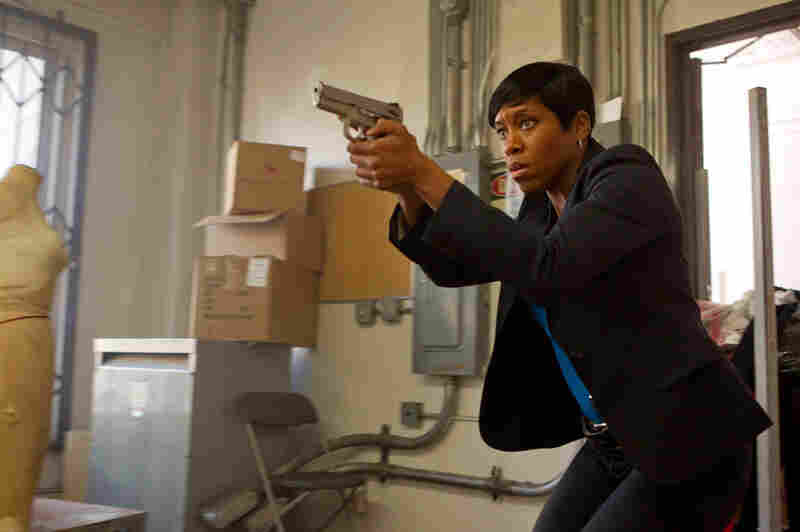 Regina King appeared in all five seasons of the sitcom 227 before making her film debut in Boyz N The Hood. She currently stars in the TNT police drama Southland. Credit: Doug Hyun/TNT