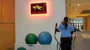 Student Brain Power Turns Exercise Into Energy