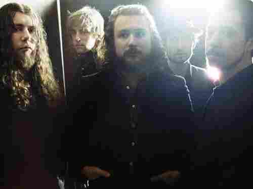 Hear an interview with frontman Jim James and live cuts by the experimental alt-country band.