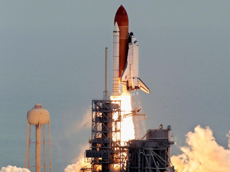 Shuttle Program's Next Trip: To The Museum | WBUR News