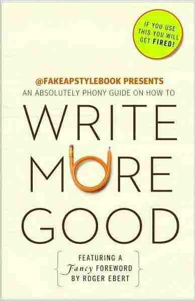Write More Good