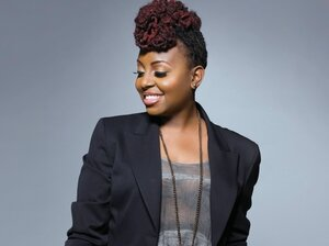 Ledisi's fifth and latest album is called Pieces of Me.