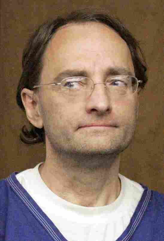Christian Karl Gerhartsreiter, who masqueraded as a member of the famous Rockefeller family, appears July 8, 2011, in an Alhambra, Calif., court to face charges that he murdered the son of his landlord more than a quarter-century ago. Gerhartsreiter pleaded not guilty.