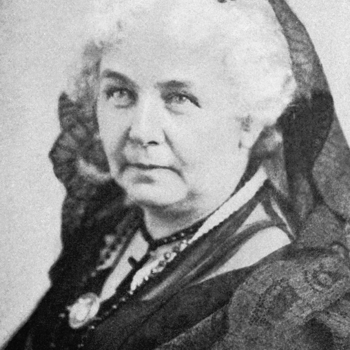 Elizabeth Cady Stanton helped organize the world's first women's rights convention in Seneca Falls, N.Y., in 1848, but historian Lori Ginzberg argues that Stanton wasn't necessarily fighting for all women's rights.