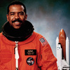 Bernard Harris in 1991 — four years before his historic space walk. (AP Photo/NASA)