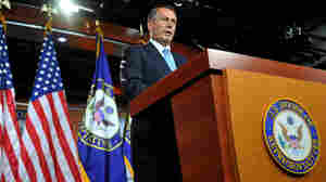 Boehner: 'Disagreements Are Not Personal'