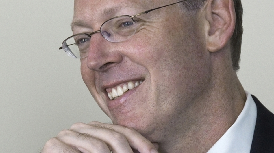 Dr. Paul Farmer currently overseas health projects in Russian, Rwanda, Lesotho, Haiti, Malawi and Peru. (PublicAffairs)