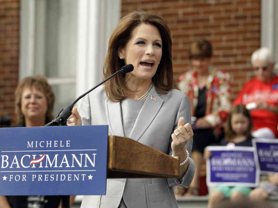 Newly released police reports detail episodes between 2002 and 2011 in which Rep. Michele Bachmann and her staff have consulted with police.