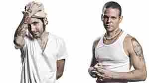 Puertorican rap duo Calle 13