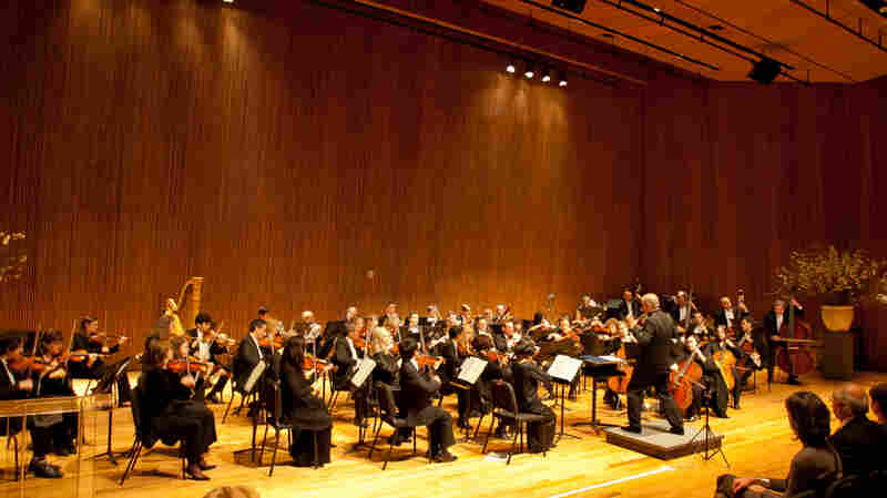 The Orchestra of St. Luke's opens The DiMenna Center for Classical Music in Manhattan.