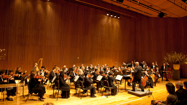 The Orchestra of St. Luke's opens The DiMenna Center for Classical Music in Manhattan. (Courtesy of the OSL)