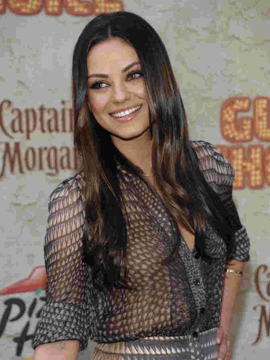 YouTube. Marine Sgt. Scott Moore asks out actress Mila Kunis