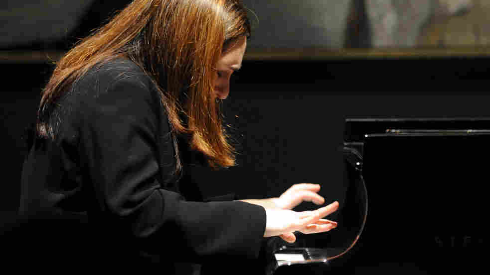 Music by Bach helped launch the unusual career of Simone Dinnerstein.