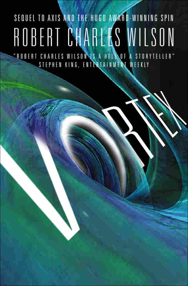 Cover of Vortex, by Robert Charles Wilson