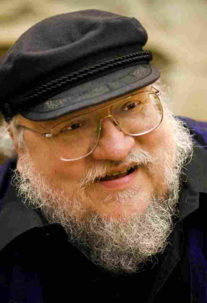 "George R.R. Martin was named one of Time magazine's ""100 Most Influential People of 2011."""
